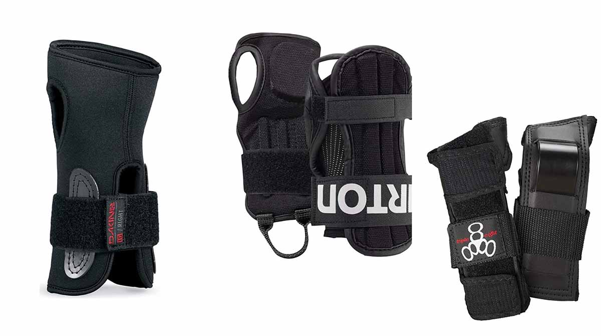 Best Snowboard Wrist Guards