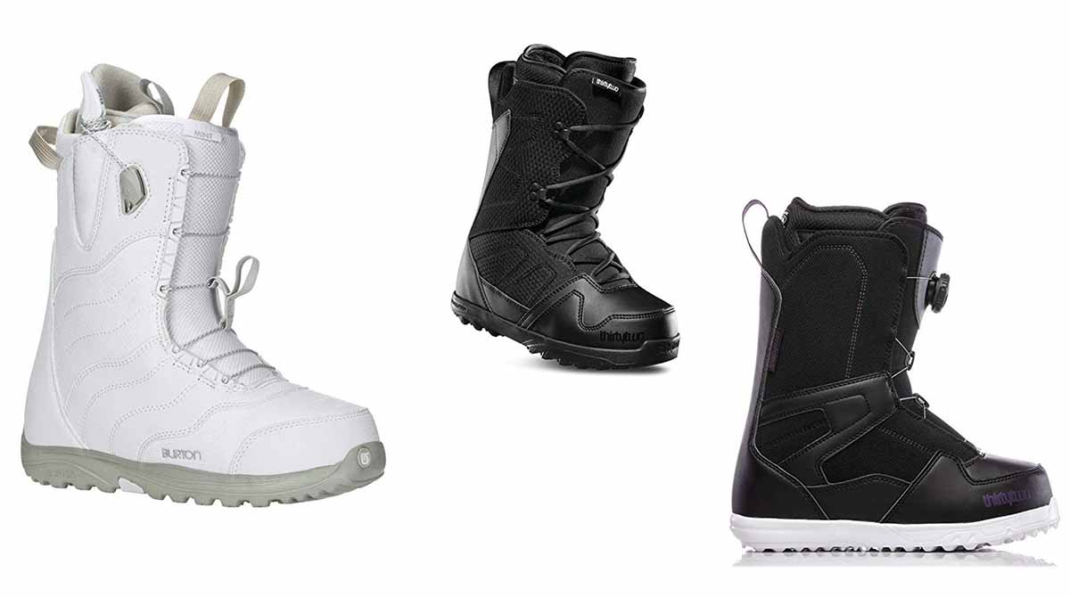 Best Women's Snowboard Boots for Beginners