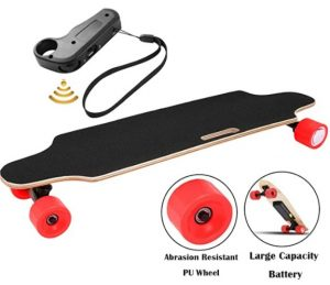 aceshin youth electric skateboard