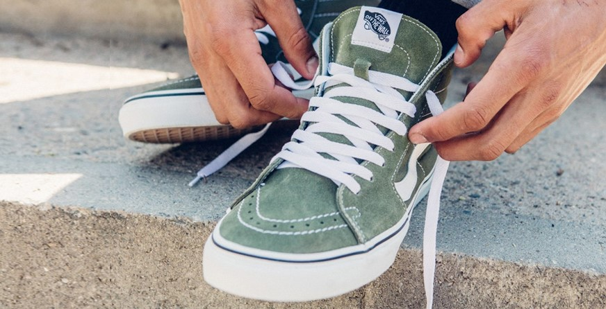 cool ways to lace skateboard shoes