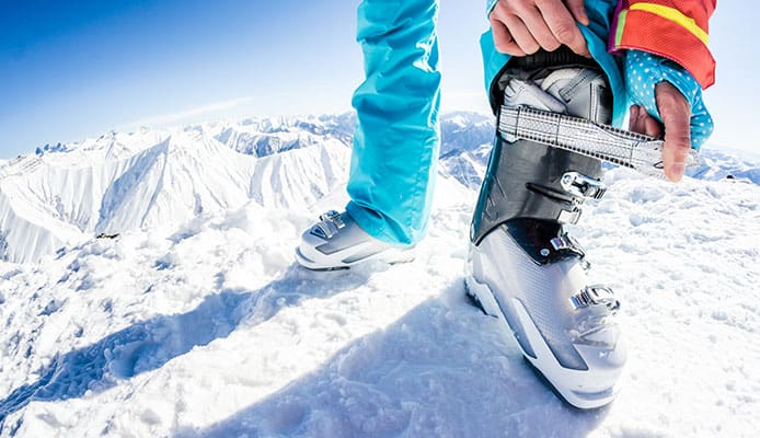 How to Break In Snowboard Boots