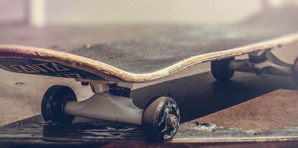 get bearings out of a skateboard wheel