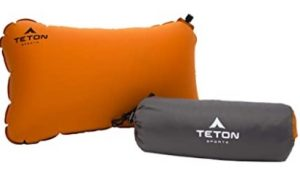 TETON Sports ComfortLite Self-Inflating Pillow