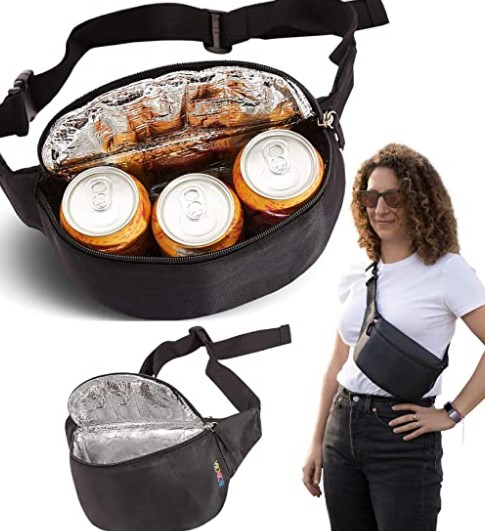 Gopacka Insulated Fanny Pack Cooler