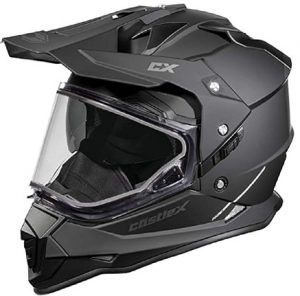 Castle X Mode Dual-Sport SV Snowmobile Helmet