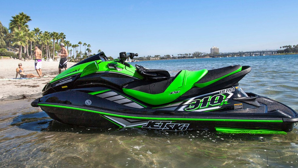What is the Fastest Production Jet Ski