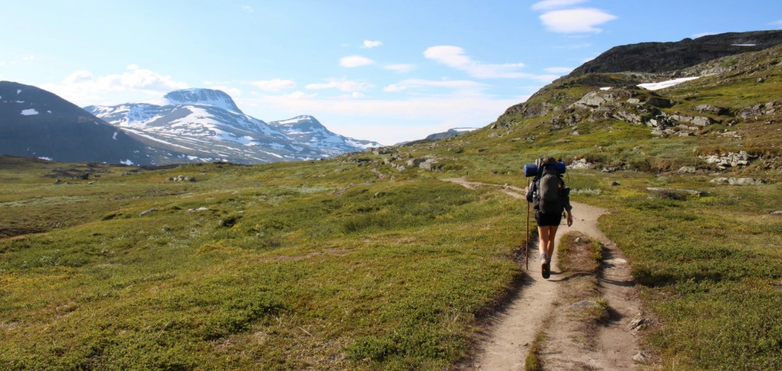 how to prevent chaffing while hiking