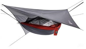 Easthills Outdoors Jungle Explorer 118 x 79 Double Camping Hammock