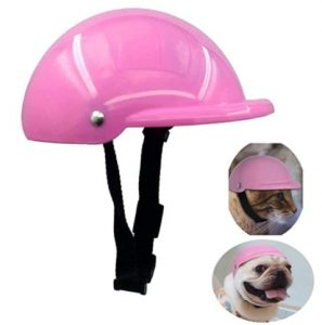 GUGELIVES Pet Dog Helmet Doggie Hardhat