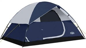 Pacific Pass 4 Person Family Dome Tent