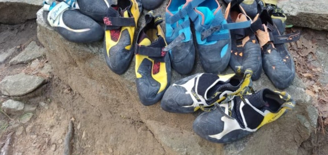 when to resole rock climbing shoes