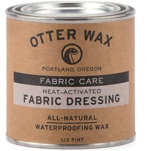 Otter Wax Heat-Activated Fabric Dressing