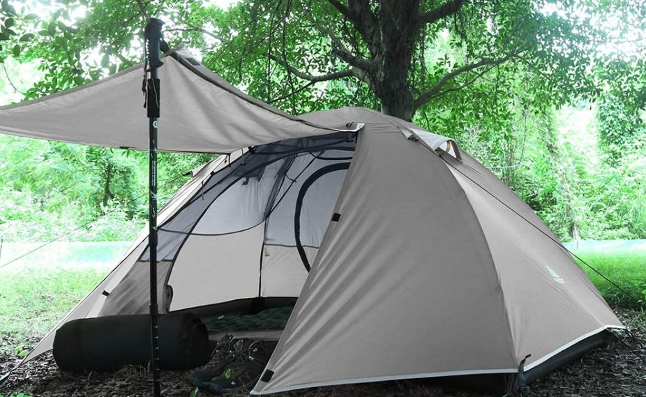 Best Backpacking Tents Under 100 dollars