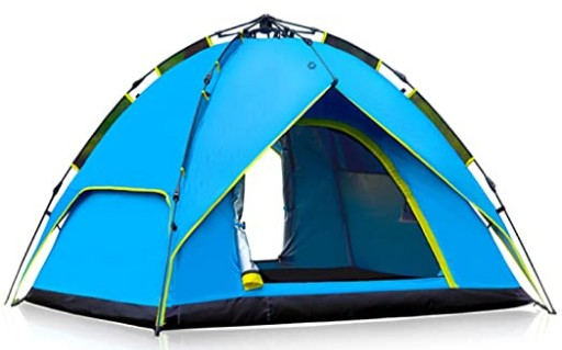 Wind Tour 2-3 Persons Instant Automatic Camping Tent